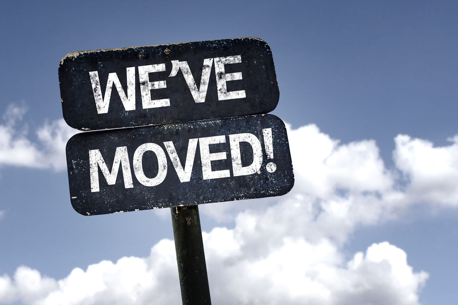 We've Moved Locations!